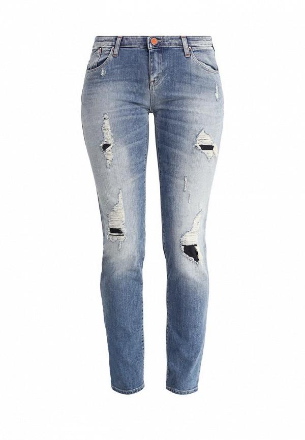 Чинос и boyfriend fit Armani Jeans (Армани Джинс) C5J06 5F: изображение 1