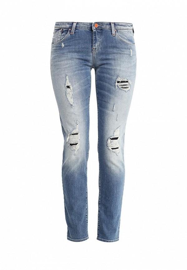 Чинос и boyfriend fit Armani Jeans (Армани Джинс) C5J06 5F: изображение 2