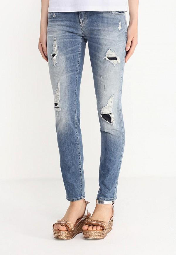 Чинос и boyfriend fit Armani Jeans (Армани Джинс) C5J06 5F: изображение 5
