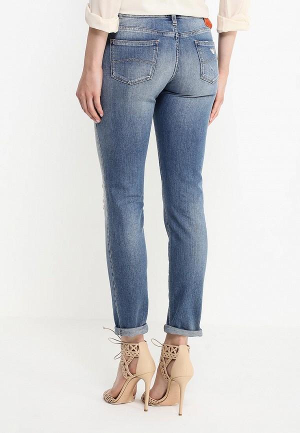 Чинос и boyfriend fit Armani Jeans (Армани Джинс) C5J06 5F: изображение 8