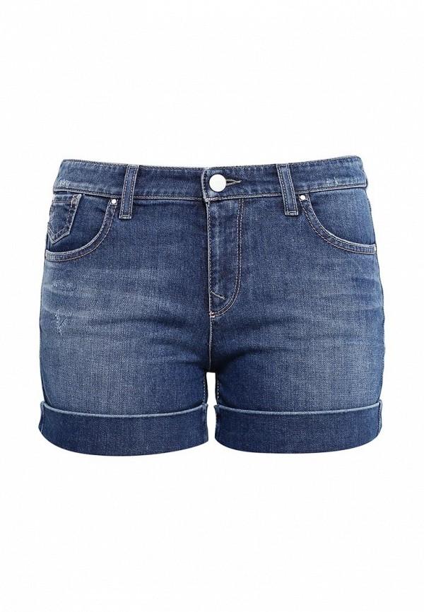 Женские джинсовые шорты Armani Jeans (Армани Джинс) C5J09 5E: изображение 1