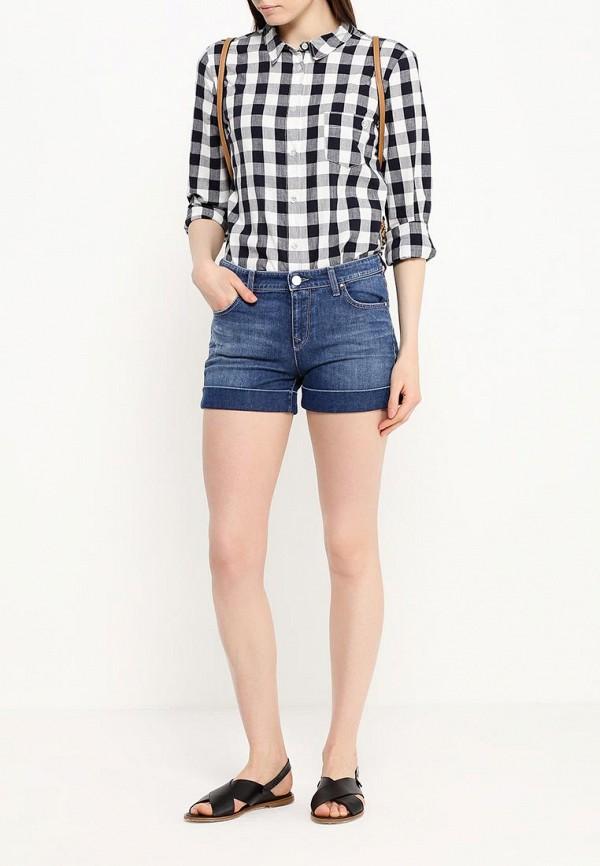 Женские джинсовые шорты Armani Jeans (Армани Джинс) C5J09 5E: изображение 2