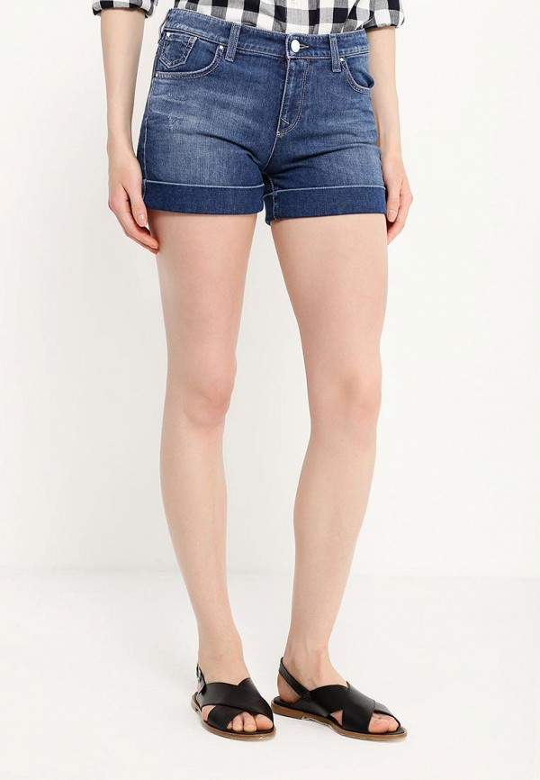 Женские джинсовые шорты Armani Jeans (Армани Джинс) C5J09 5E: изображение 3
