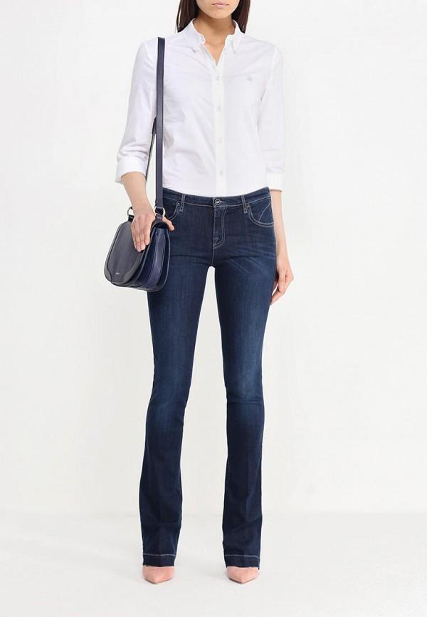 Широкие и расклешенные джинсы Armani Jeans (Армани Джинс) C5J07 5C: изображение 3