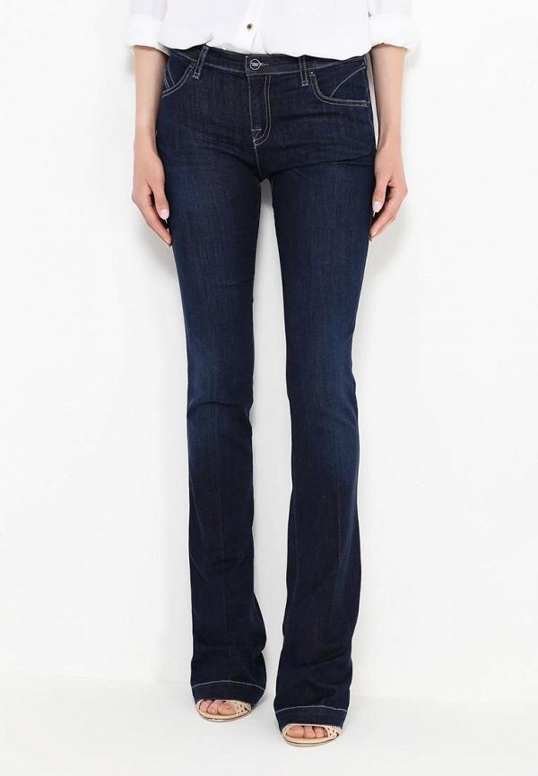 Широкие и расклешенные джинсы Armani Jeans (Армани Джинс) C5J07 5C: изображение 6