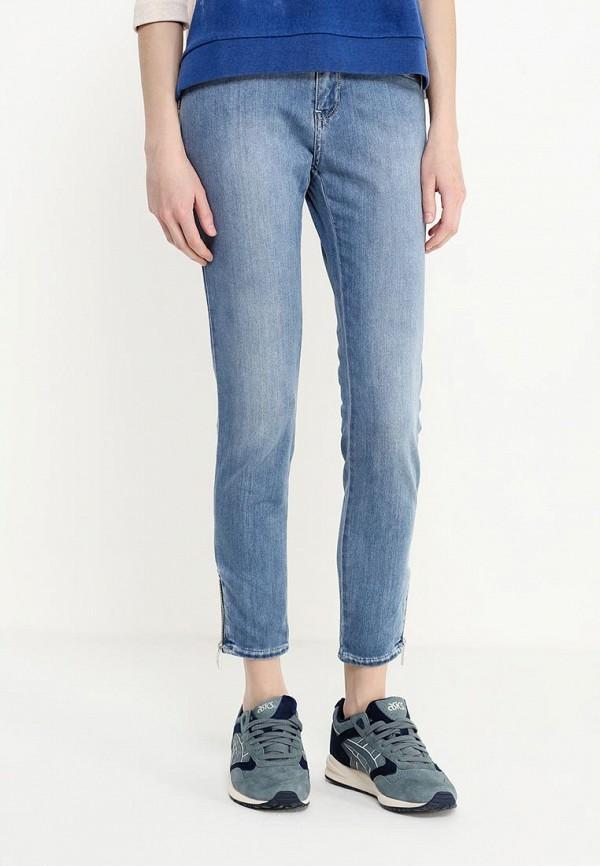 Зауженные джинсы Armani Jeans (Армани Джинс) C5J50 G4: изображение 3