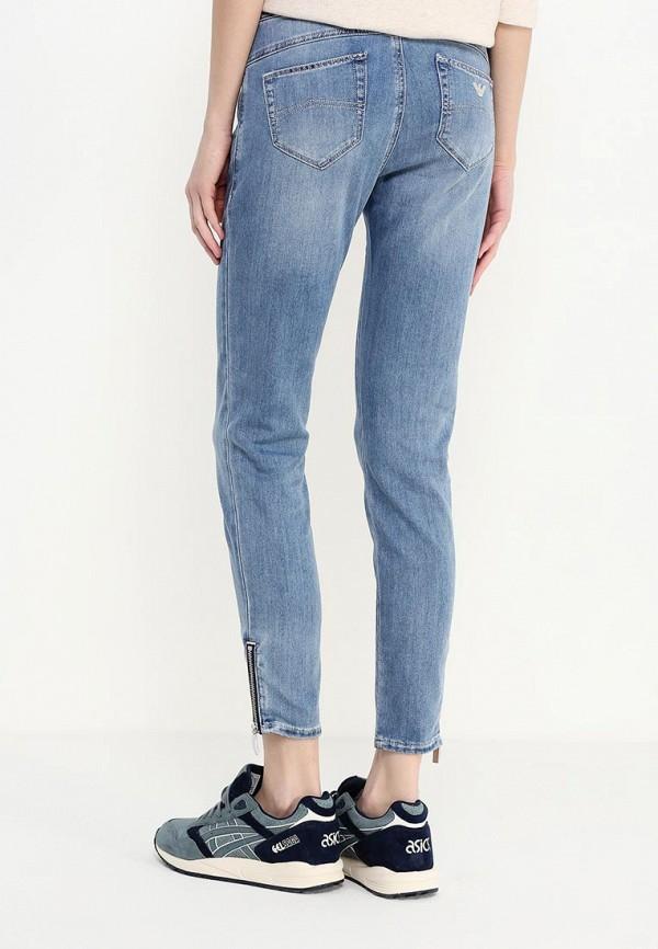 Зауженные джинсы Armani Jeans (Армани Джинс) C5J50 G4: изображение 4
