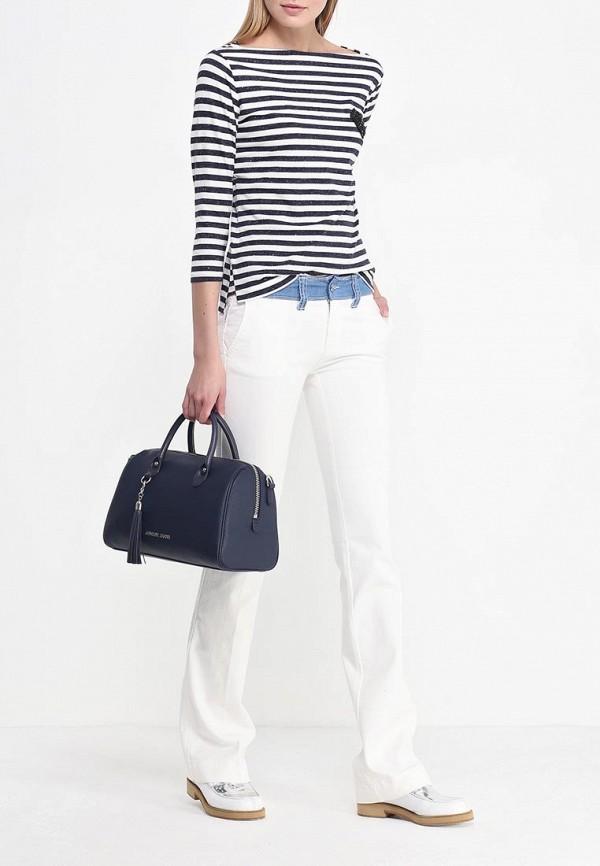 Широкие и расклешенные джинсы Armani Jeans (Армани Джинс) C5P14 1F: изображение 2