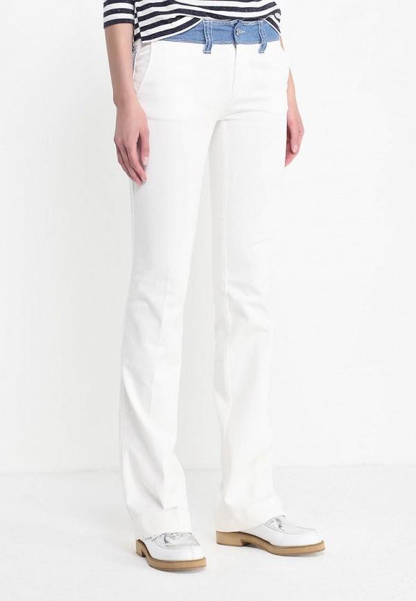 Широкие и расклешенные джинсы Armani Jeans (Армани Джинс) C5P14 1F: изображение 3