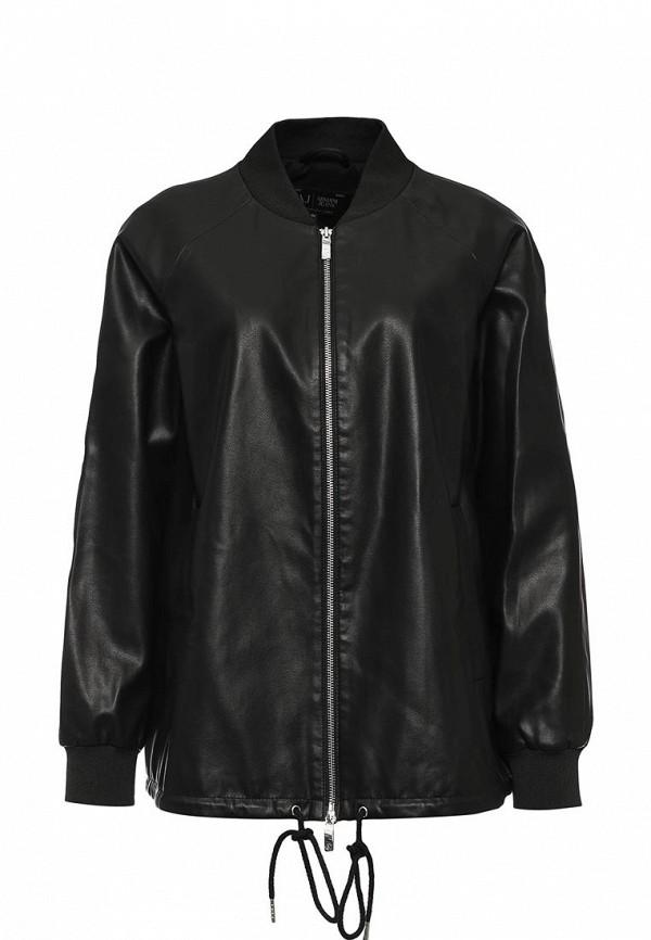 Кожаная куртка Armani Jeans (Армани Джинс) 6X5B47 5EDBZ: изображение 1