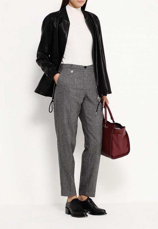 Кожаная куртка Armani Jeans (Армани Джинс) 6X5B47 5EDBZ: изображение 2