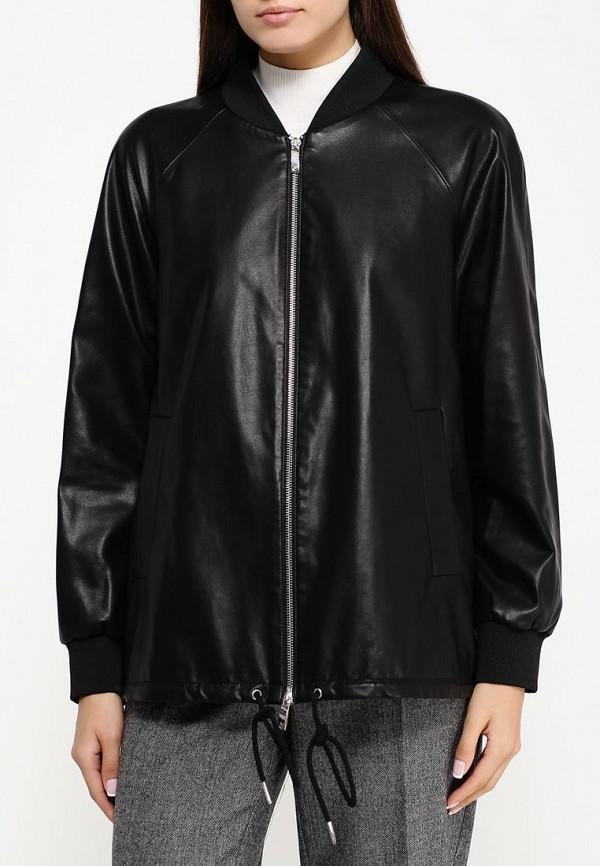 Кожаная куртка Armani Jeans (Армани Джинс) 6X5B47 5EDBZ: изображение 3