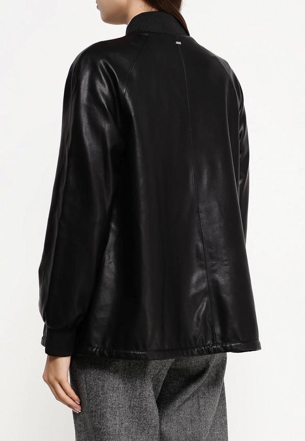 Кожаная куртка Armani Jeans (Армани Джинс) 6X5B47 5EDBZ: изображение 4