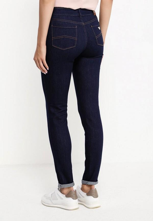 Зауженные джинсы Armani Jeans (Армани Джинс) 6X5J20 5D00Z: изображение 4