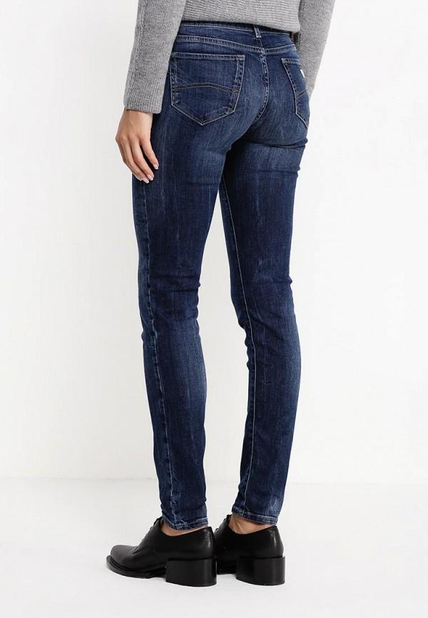 Зауженные джинсы Armani Jeans (Армани Джинс) 6X5J23 5D03Z: изображение 4