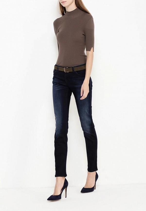 Зауженные джинсы Armani Jeans (Армани Джинс) 6X5J06 5D0QZ: изображение 2
