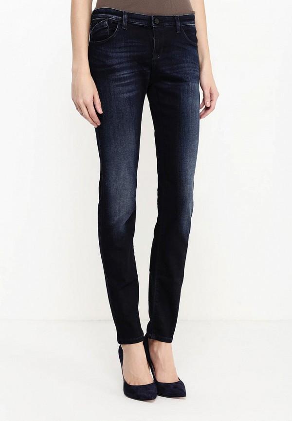 Зауженные джинсы Armani Jeans (Армани Джинс) 6X5J06 5D0QZ: изображение 3