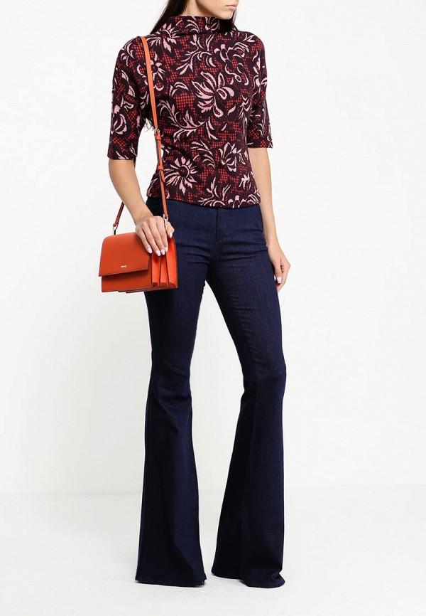 Широкие и расклешенные джинсы Armani Jeans (Армани Джинс) 6X5J43 5D00Z: изображение 2