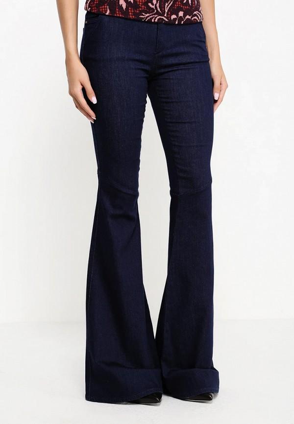 Широкие и расклешенные джинсы Armani Jeans (Армани Джинс) 6X5J43 5D00Z: изображение 3