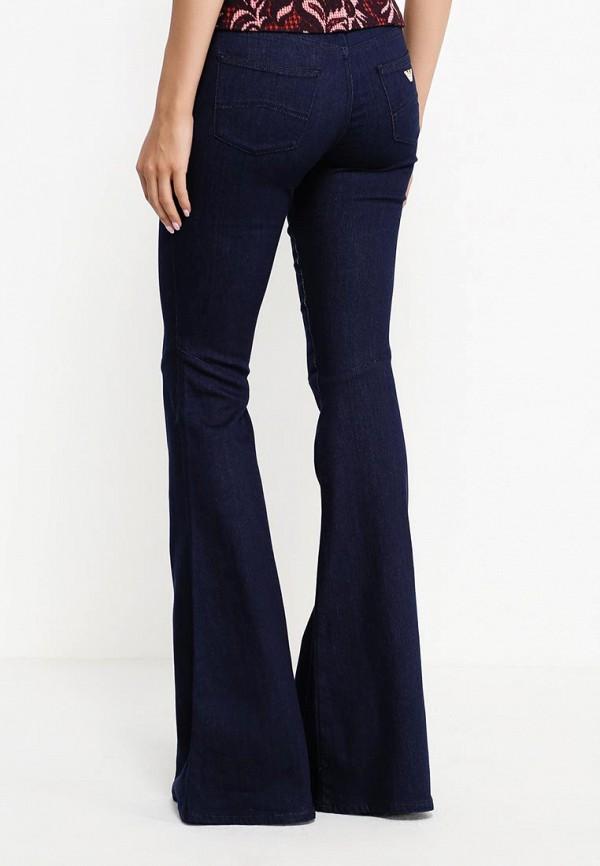 Широкие и расклешенные джинсы Armani Jeans (Армани Джинс) 6X5J43 5D00Z: изображение 4