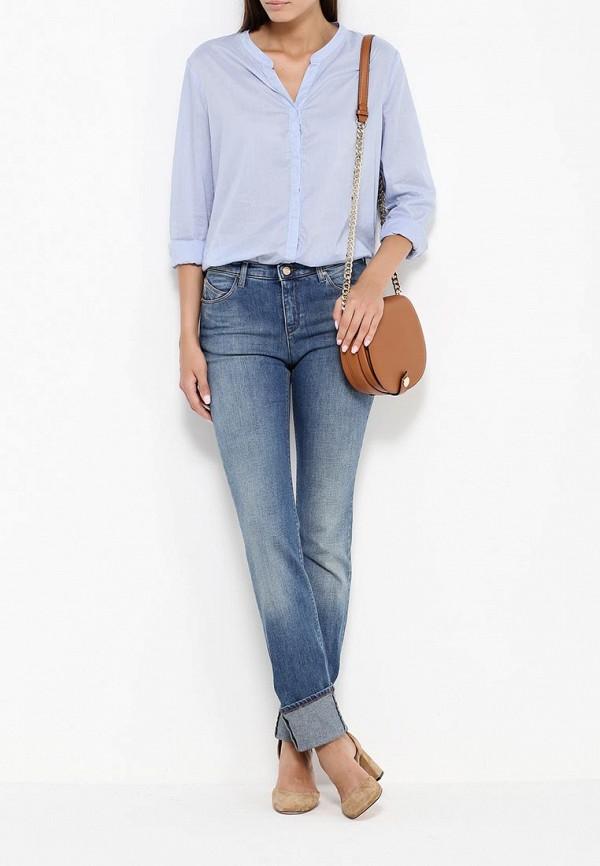 Зауженные джинсы Armani Jeans (Армани Джинс) 6X5J85 5D0JZ: изображение 2
