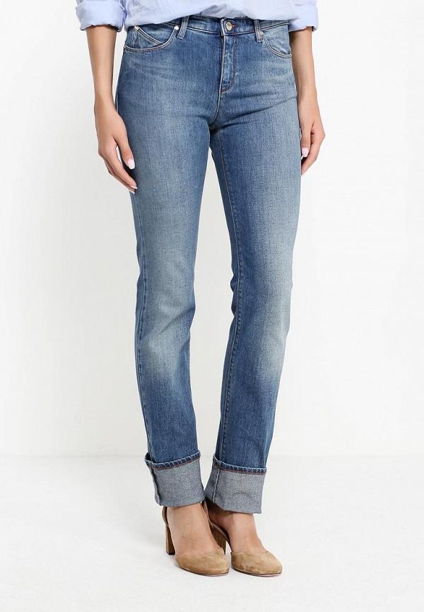 Зауженные джинсы Armani Jeans (Армани Джинс) 6X5J85 5D0JZ: изображение 3