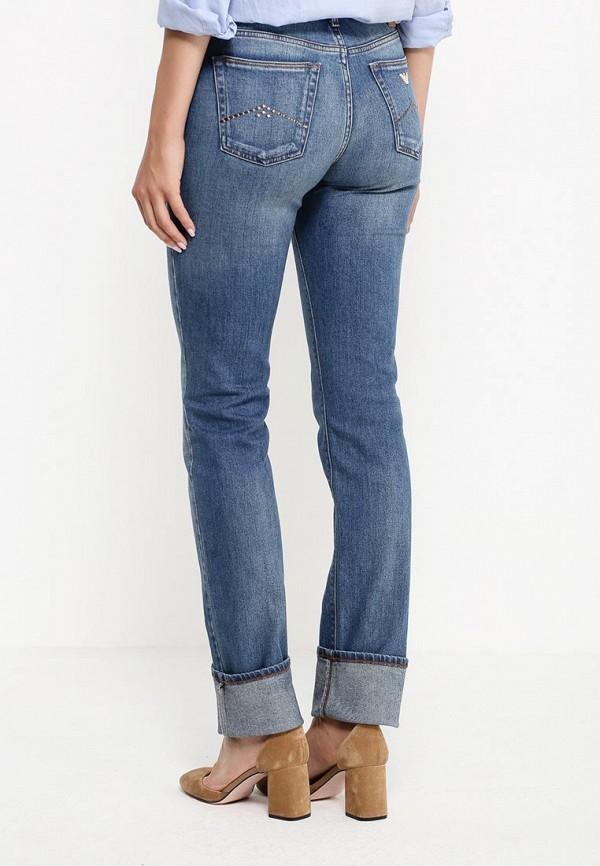 Зауженные джинсы Armani Jeans (Армани Джинс) 6X5J85 5D0JZ: изображение 4