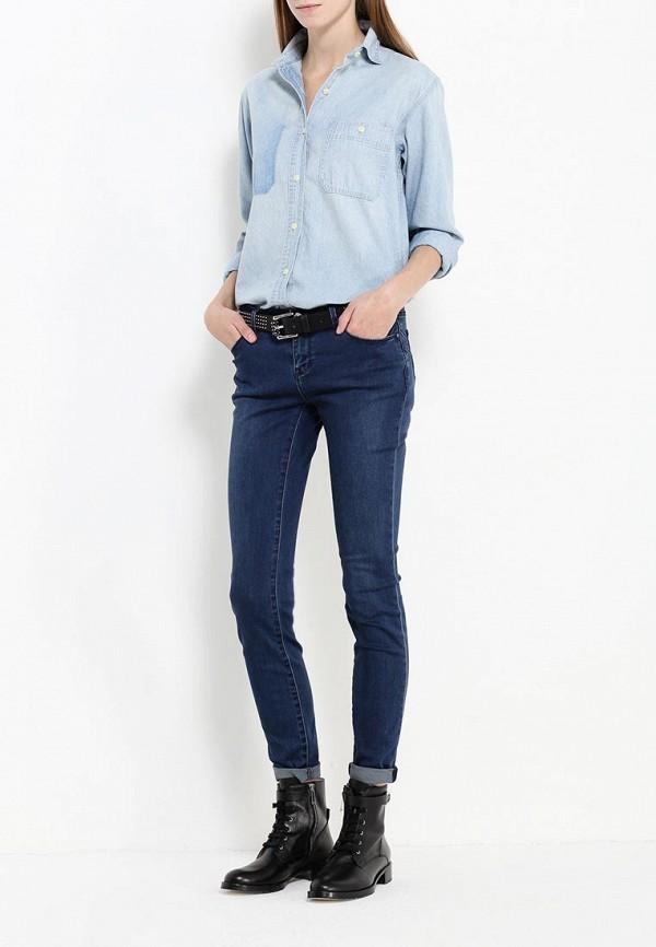 Зауженные джинсы Armani Jeans (Армани Джинс) 6X5J23 5DZAZ: изображение 2