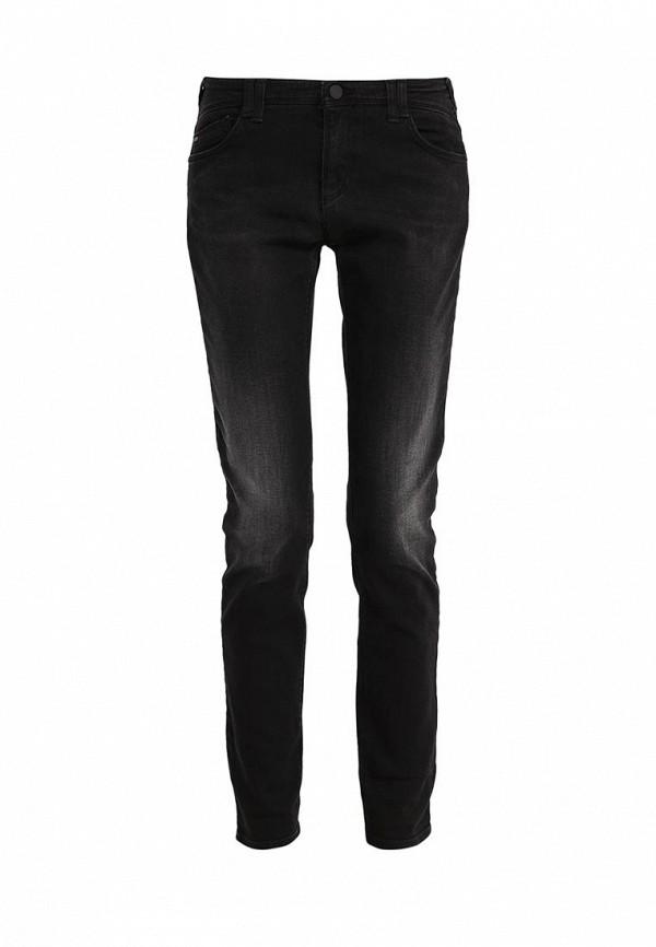 Прямые джинсы Armani Jeans (Армани Джинс) 6X5J28 5D08Z: изображение 1