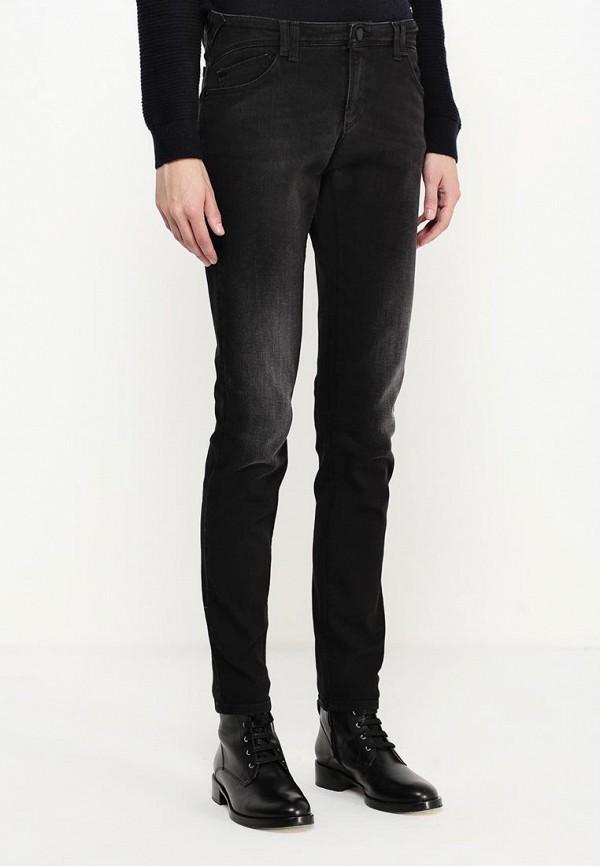 Прямые джинсы Armani Jeans (Армани Джинс) 6X5J28 5D08Z: изображение 3