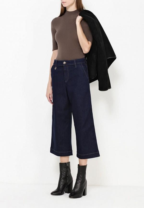 Широкие и расклешенные джинсы Armani Jeans (Армани Джинс) 6X5P01 5D00Z: изображение 2