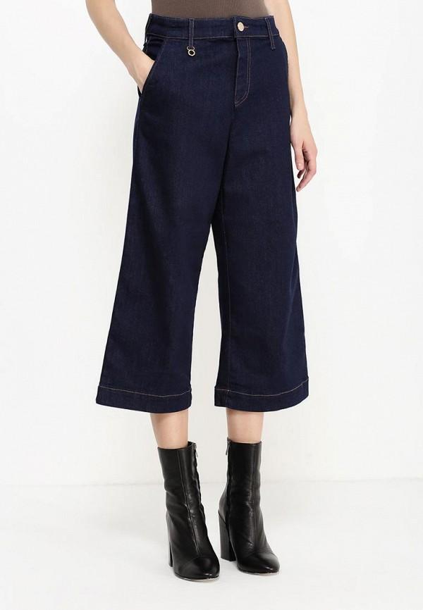 Широкие и расклешенные джинсы Armani Jeans (Армани Джинс) 6X5P01 5D00Z: изображение 3