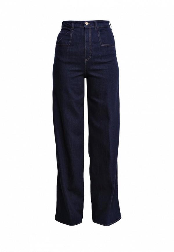Широкие и расклешенные джинсы Armani Jeans (Армани Джинс) 6X5J21 5D00Z: изображение 1