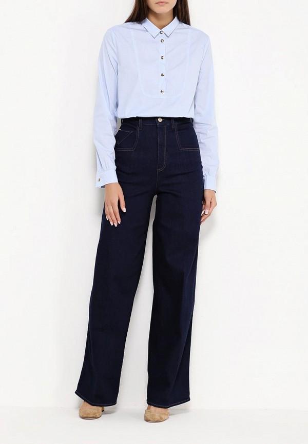 Широкие и расклешенные джинсы Armani Jeans (Армани Джинс) 6X5J21 5D00Z: изображение 2