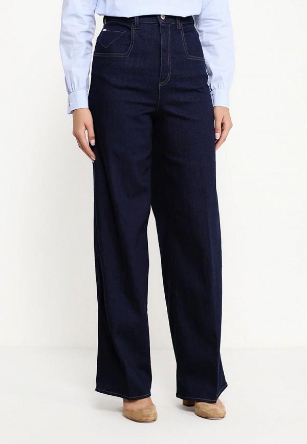 Широкие и расклешенные джинсы Armani Jeans (Армани Джинс) 6X5J21 5D00Z: изображение 3