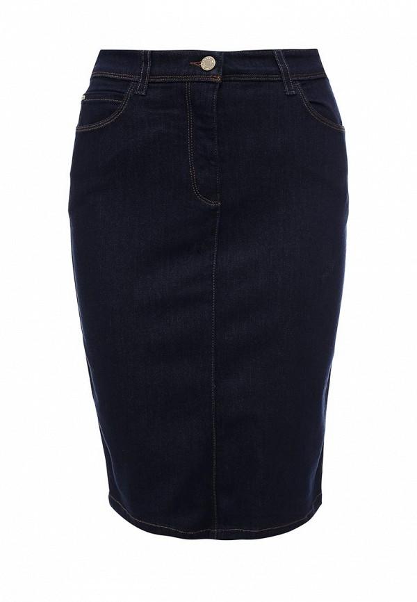 Миди-юбка Armani Jeans (Армани Джинс) 6X5N02 5D00Z: изображение 1