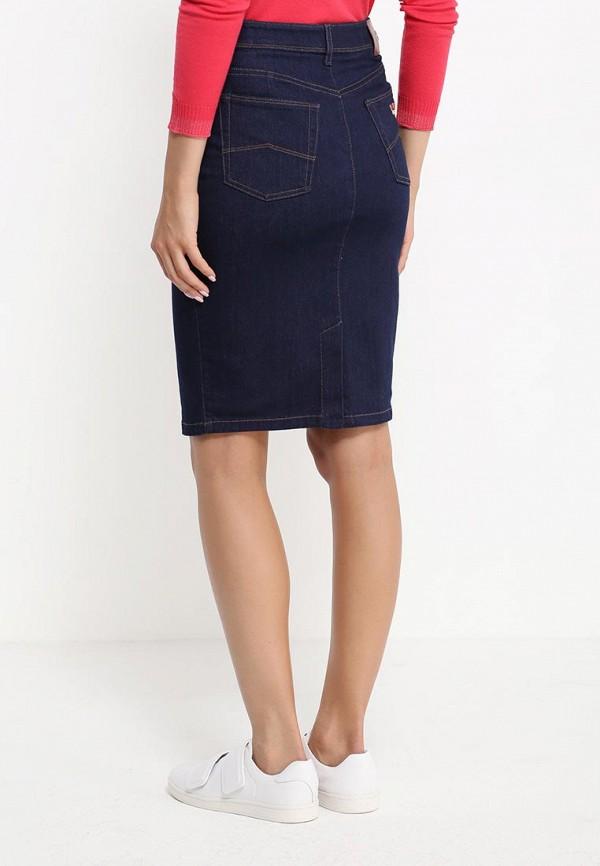 Миди-юбка Armani Jeans (Армани Джинс) 6X5N02 5D00Z: изображение 5