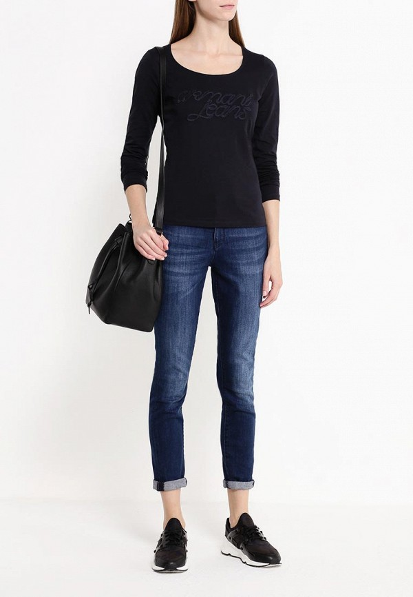 Футболка с длинным рукавом Armani Jeans (Армани Джинс) 6X5T02 5J0JZ: изображение 2