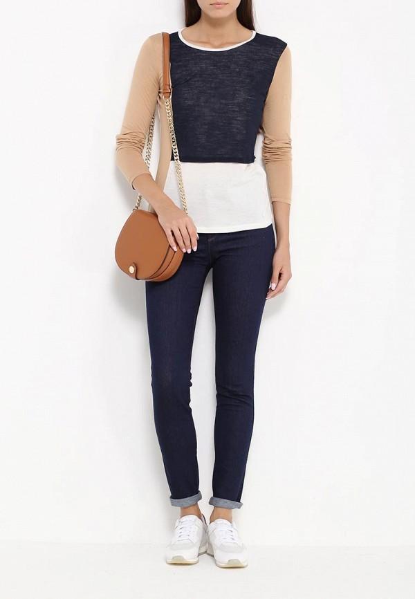 Футболка с длинным рукавом Armani Jeans (Армани Джинс) 6X5M05 5J08Z: изображение 2