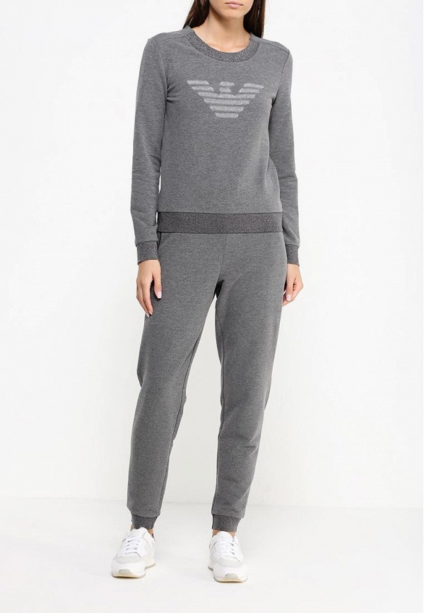 Толстовка Armani Jeans (Армани Джинс) 6X5M07 5J0AZ: изображение 2