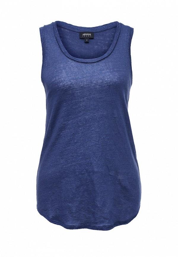 Майка Armani Jeans Armani Jeans AR411EWPWF47 цены онлайн