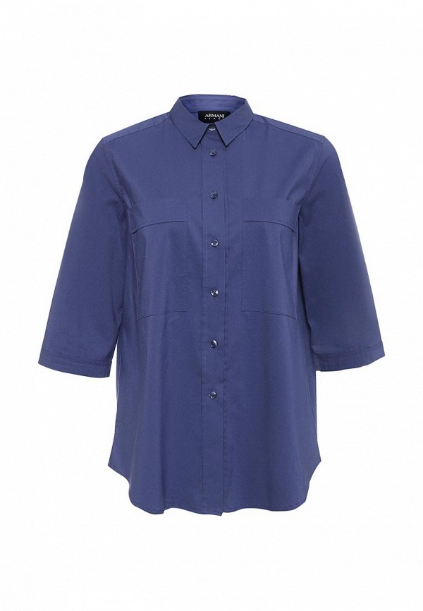 Рубашка Armani Jeans Armani Jeans AR411EWPWF60 рубашка armani jeans c6c28 bc kc
