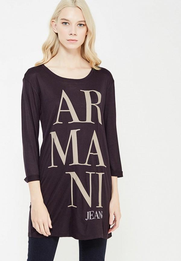 Туника Armani Jeans Armani Jeans AR411EWTYA84 armani jeans armani jeans c5h45 ab 10