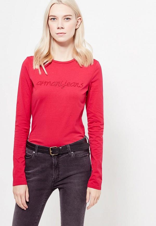 Лонгслив Armani Jeans Armani Jeans AR411EWTYA89 armani jeans armani jeans c5h45 ab 10