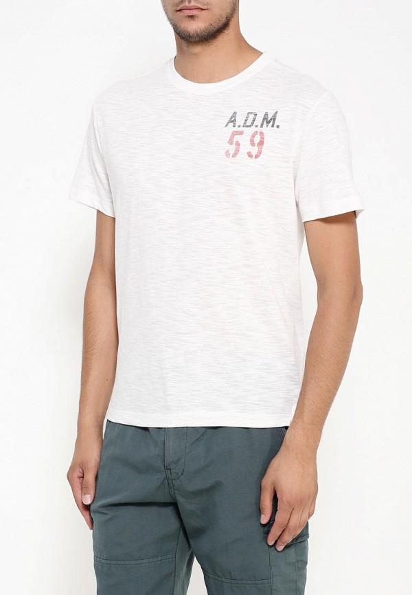 Футболка с надписями Armata di Mare 5352584: изображение 3