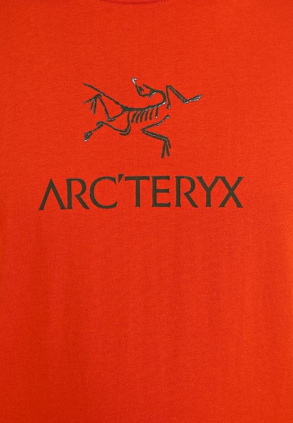 Футболка с надписями Arcteryx L06173600: изображение 4