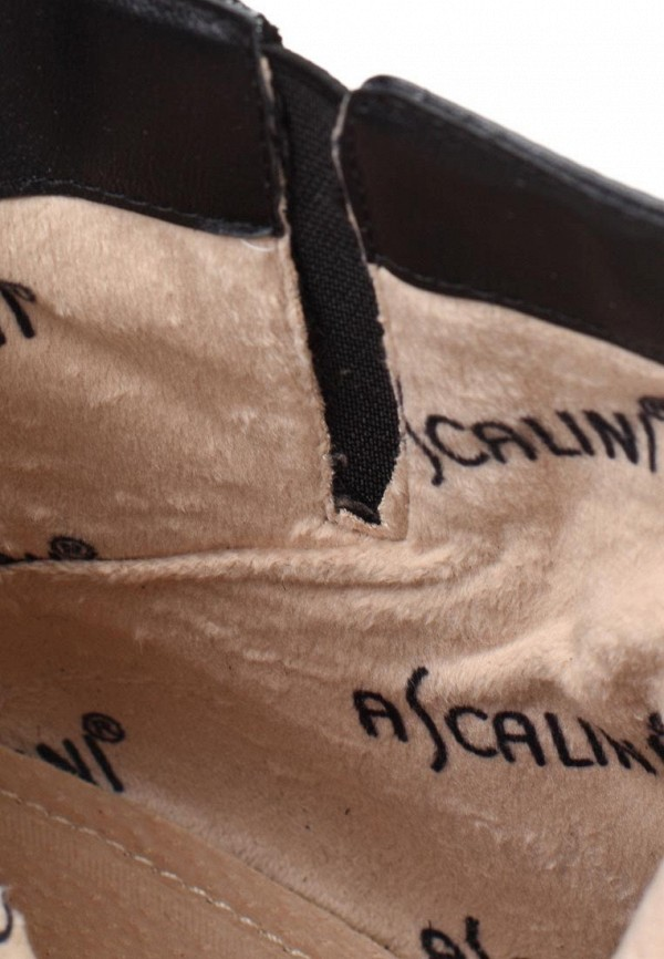 Ботильоны на каблуке Ascalini D14806: изображение 6