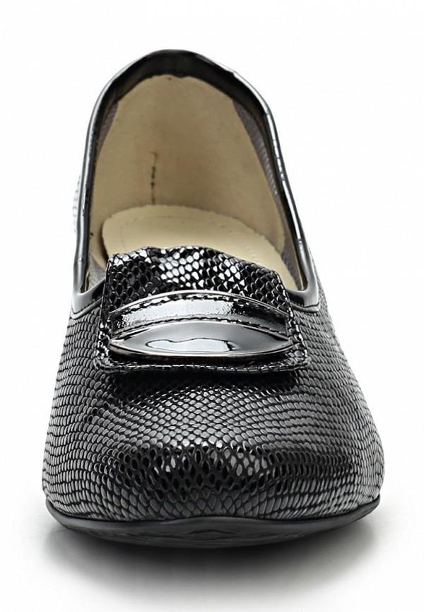 Туфли на каблуке Ascalini T10154BK: изображение 5