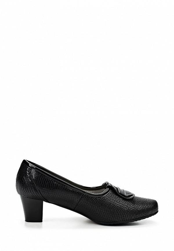 Туфли на каблуке Ascalini T10154BK: изображение 7