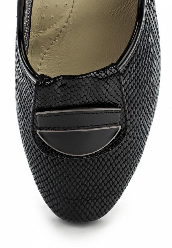 Туфли на каблуке Ascalini T10154BK: изображение 9